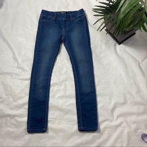 Girls DKNY Jeggings Size 7